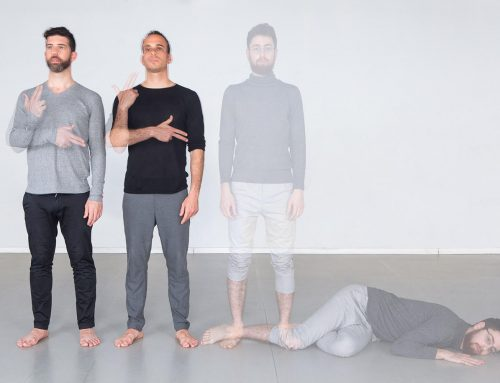 'I, Angelina Jolie' – A Physical Theatre Performance in Tel Aviv