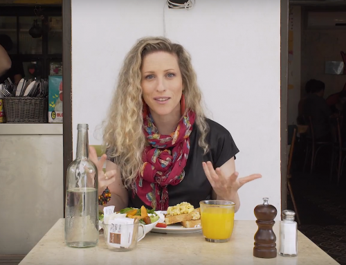The Israeli Insider: How to Order Breakfast Like a Local