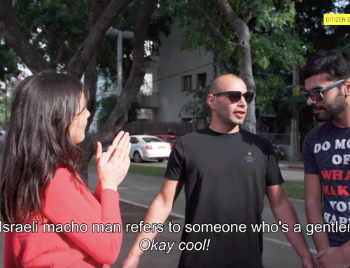 Israelis Give Advice About Dating Israelis – Part 2