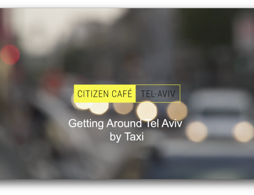 Getting Around Tel Aviv by Taxi