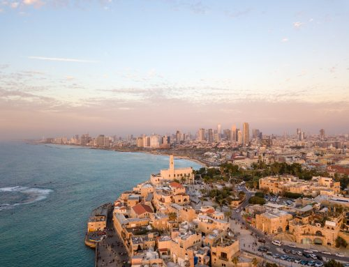 How to Overcome the '3-and-Flee' Rule in Tel Aviv