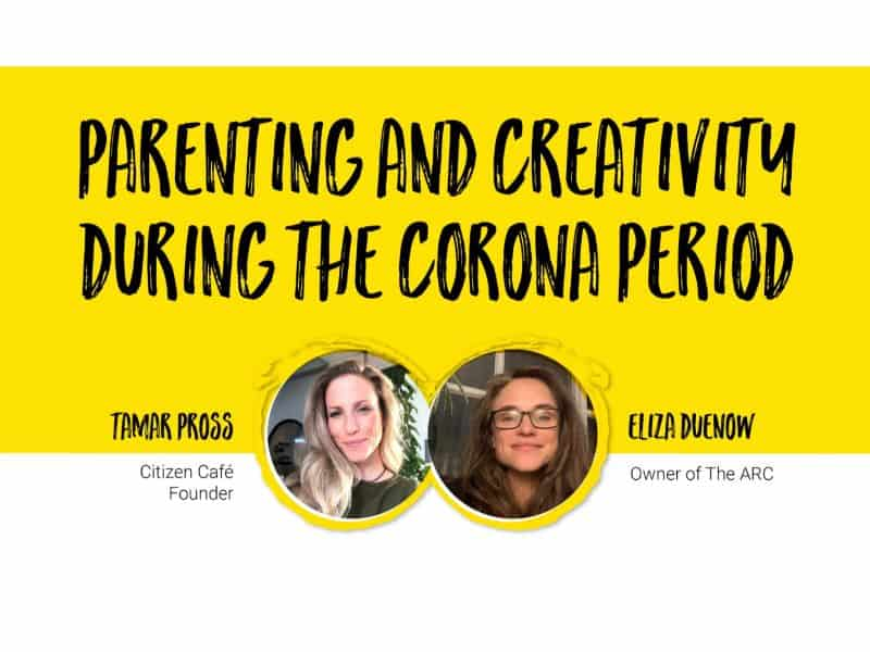 Parenting and creativity COVID