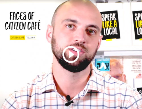 Faces of Citizen Cafe – Greg Thon