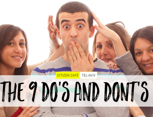The 9 Dos and Dont's for Dating Men in Israel